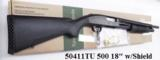 Mossberg 12 gauge model 500 Special Purpose Persuader with Trench Gun type Heat Shield 3 inch 18 Cylinder 6 Shot Excellent Condition Factory Demo 5041 - 13 of 13