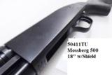 Mossberg 12 gauge model 500 Special Purpose Persuader with Trench Gun type Heat Shield 3 inch 18 Cylinder 6 Shot Excellent Condition Factory Demo 5041 - 7 of 13