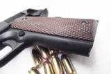 ATI .45 ACP American Tactical Firepower Xtreme 1911A1 Combat Commander Size 45 Automatic 4 1/4 inch Parkerized NIB One 8 shot magazine Series 70 style - 10 of 13