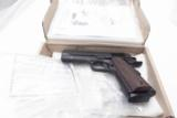 ATI .45 ACP American Tactical Firepower Xtreme 1911A1 Combat Commander Size 45 Automatic 4 1/4 inch Parkerized NIB One 8 shot magazine Series 70 style - 3 of 13