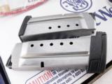 Smith & Wesson MP40 Shield .40 S&W Flat Thin Sub Compact NIB 8 Shot 2 Magazines- 13 of 15
