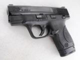Smith & Wesson MP40 Shield .40 S&W Flat Thin Sub Compact NIB 8 Shot 2 Magazines- 1 of 15