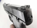 Smith & Wesson MP40 Shield .40 S&W Flat Thin Sub Compact NIB 8 Shot 2 Magazines- 5 of 15