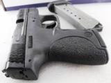 Smith & Wesson MP40 Shield .40 S&W Flat Thin Sub Compact NIB 8 Shot 2 Magazines- 12 of 15