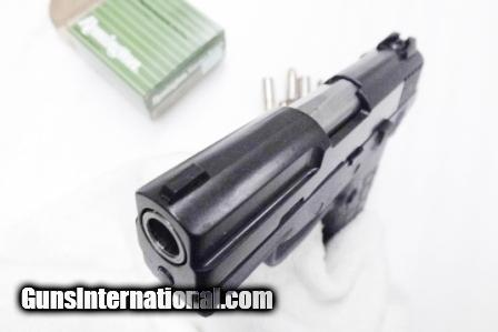 Kel-Tec 9mm PF9 Blue Slide Gray Frame 8 Shot Sub Compact 12