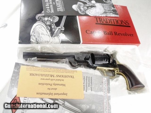 Colt 1851 Navy  44 Steel Frame Replica Traditions Pietta