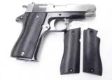 Grips for Star Model BM9 BKM Pistols Hard Black Polymer New Replacement GRBM9