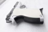 Smith & Wesson model 469 669 Grips Hard Imitation Ivory White Polymer New Replacement S&W 9mm Compacts GR4669W- 13 of 15