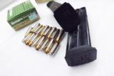Walther 9mm model PPX M1 17 Shot 2 Magazines 3 Dot Sights Double Action Only 2790122 Hammer Fired- 10 of 14