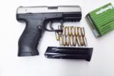 Walther 9mm model PPX M1 17 Shot 2 Magazines 3 Dot Sights Double Action Only 2790122 Hammer Fired- 14 of 14