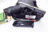 Walther 9mm model PPX M1 17 Shot 2 Magazines 3 Dot Sights Double Action Only 2790122 Hammer Fired- 13 of 14