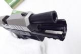 Walther 9mm model PPX M1 17 Shot 2 Magazines 3 Dot Sights Double Action Only 2790122 Hammer Fired- 5 of 14