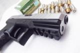 Walther 9mm model PPX M1 17 Shot 2 Magazines 3 Dot Sights Double Action Only 2790122 Hammer Fired- 11 of 14