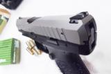 Walther 9mm model PPX M1 17 Shot 2 Magazines 3 Dot Sights Double Action Only 2790122 Hammer Fired- 8 of 14