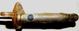 Japanese Army Dress Sword with Crest - 3 of 5