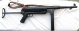 German MP-40 NON-Firing Replica - 2 of 2