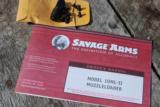 Savage 10 ML II50 caliber Smokeless Muzzleloading Rifle- 11 of 12