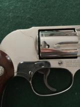 Smith & Wesson Model 49 Bodyguard Nickel (Original Box) NEGOTIABLE