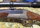 German Guild Single Shot 8.15x46R rifle