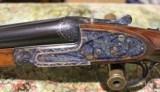 Ignacio Ugartechea Best Sidelock 12 gauge shotgun S/S - 2 of 8