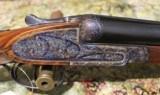 Ignacio Ugartechea Best Sidelock 12 gauge shotgun S/S
