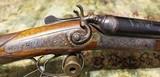 A. Franchi Hammer 16 gauge shotgun S/S - 8 of 9