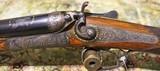 A. Franchi Hammer 16 gauge shotgun S/S - 1 of 9