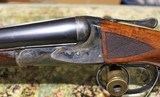 A.H. Fox Sterlingworth 16 gauge shotgun