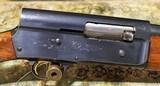 Browning A5 12 gauge shotgun