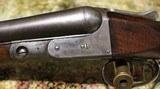 Parker VH 12 gauge S/S