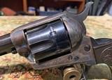 Colt SAA Generation 2 38 Special revolver - 2 of 8