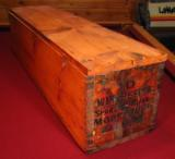 Winchester Model 1906 Wooden Shipping Crate