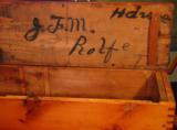 Winchester Model 1906 Wooden Shipping Crate - 5 of 6