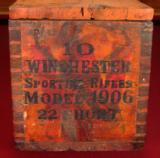 Winchester Model 1906 Wooden Shipping Crate - 4 of 6