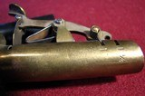 Leather/Brass Shot Flask - 4 of 5