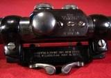 Griffin & Howe Sidemount / Weaver KV Scope - 5 of 6