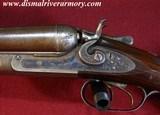 Parker Bros. Grade 2 1884 Hammer 10 Gauge