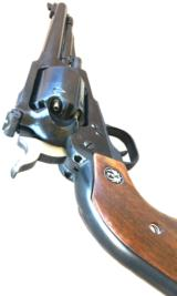 Ruger Old Army Black Powder .44 Caliber, 7 1/2 Barrel, adjustable rear sides, blue finish, weight 3lbs
