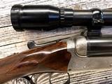 WJ Jefferey Double Rifle in 9.3 x 74R - 8 of 20