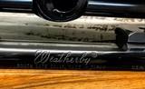 Weatherby .460 Magnum Left Hand - MK V Custom Deluxe - 13 of 20