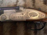 """BERETTA - SO2 - 28"""" Bbls - Double Triggers - Solid Vintage SidelockSO - 9 of 15"""