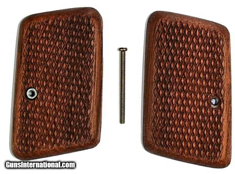 FN Browning .25 Auto Walnut Grips - 1 of 1
