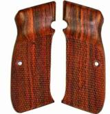 CZ M75 & M85 Rosewood Grips- 1 of 1