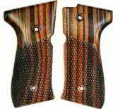 Beretta Model 92FS Tigerwood Grips