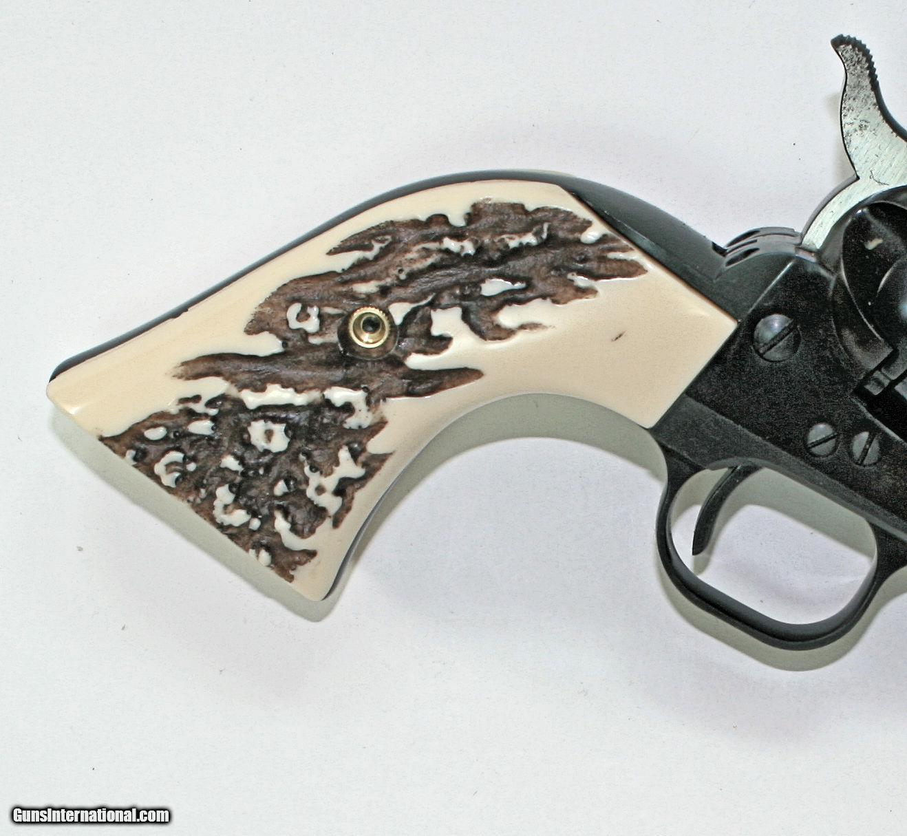 Ruger Vaquero XR3-Red Stag-Like Grips for sale