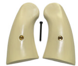 Colt Python Ivory-Like Grips, Small Panel - 1 of 2