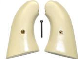 Remington 1858 Pietta Ivory-Like Grips - 1 of 2