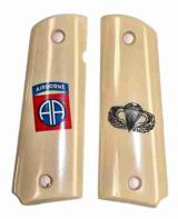 82nd Airborne Colt 1911 Military Grips- 1 of 3