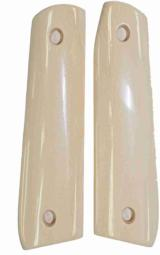 Ruger MKIII 22/45 Auto Real Ivory Grips- 1 of 1
