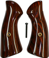 Smith & Wesson J Frame Rosewood Grips - 1 of 1